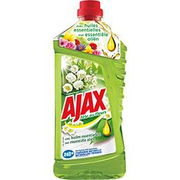 Ajax Ajax Fête des Fleurs - Nettoyant ménager brin de muguet le flacon de 1,25 l