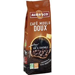 Café moulu doux BIO & équitable