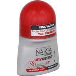 Homme - Anti-transpirant 48 h Dry Resist fraîcheur sèche