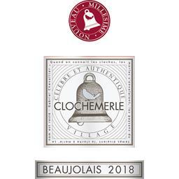 Beaujolais nouveau Clochemerle, vin rosé