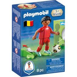 Joueur de foot belge