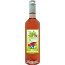 Rosé fruits rouges myrtille BIO