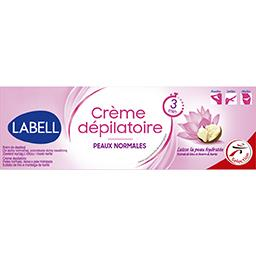 Crème dépilatoire peaux normales