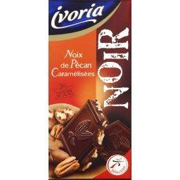 Chocolat, noir pécan
