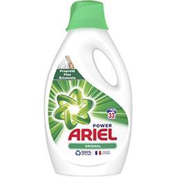 Ariel Ariel Original power, lessive liquide La bouteille de 33 lavages