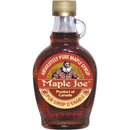 Maple Joe Maple Joe Pur sirop d'érable le flacon de 250 g