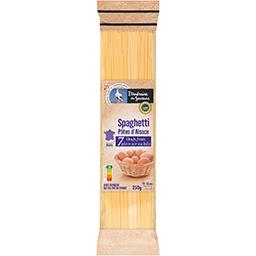 Spaghetti pâtes d'Alsace