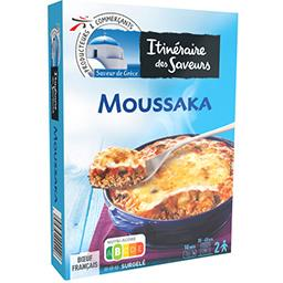 Saveur de Grèce - Moussaka