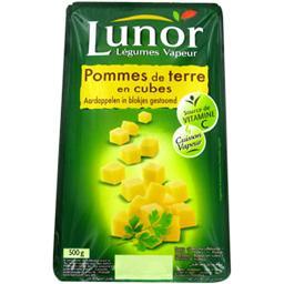 Légumes Vapeur - Pommes de terre en cubes