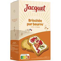 La briochée pur beurre, savoureuse & fondante, pain ...
