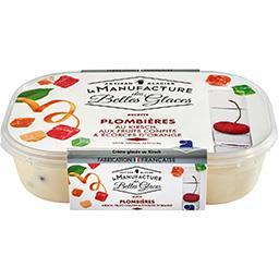 Crème glacée Plombières