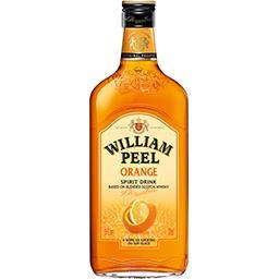 William Peel William Peel Spirit Scotch Whisky Orange la bouteille de 70 cl