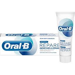 Dentifrice pour dents sensibles original