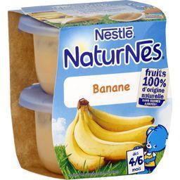 Dessert banane, dès 4/6 mois