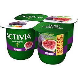 Activia - Lait fermenté figue