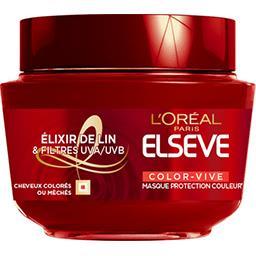 L'Oréal Elsève Color-Vive - Masque intensif protection couleur