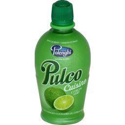 Condiment Pulco cuisine citron vert