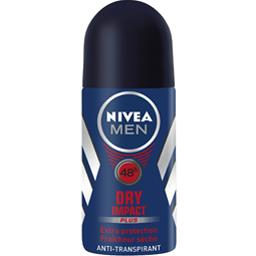 Nivea Nivea Men Anti-transpirant 48h Dry Impact le roll-on de 50 ml