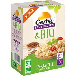 Gerblé Sans Gluten & BIO - Tagliatelle au riz complet BIO