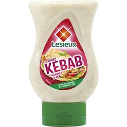 Sauce kebab touche d'ail