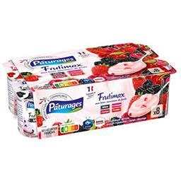 Frutimax - Yaourt aux bons morceaux de fruits