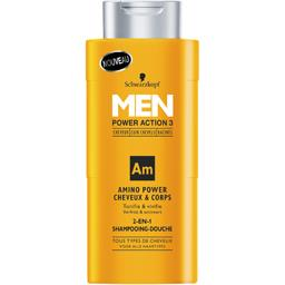 Shampooing-douche 2-en-1 Men Power Action 3