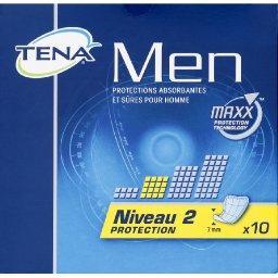 Men - Protection absorbante pour homme, Niveau 2