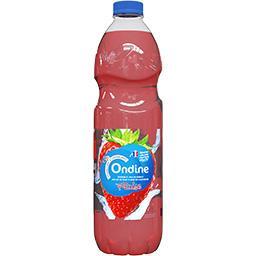 Luchon Boisson O'Jus fraise la bouteille de 1,5 l