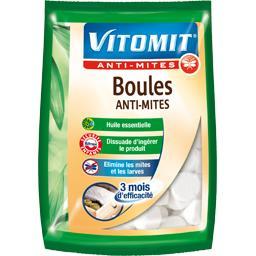 Boules anti-mites huile essentielle