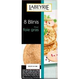 Blinis pour foie gras