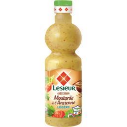 Lesieur Lesieur Légère - Sauce salade moutarde à l'ancienne le flacon de 500 ml