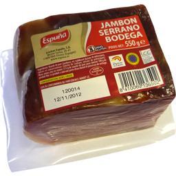 Jambon Serrano Bodega