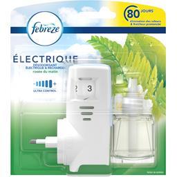 Febreze Febreze Diffuseur modulable + parfum rosée du matin le diffuseur + la recharge de 20ml