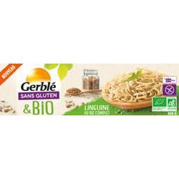 Sans Gluten & BIO - Linguine au riz complet BIO