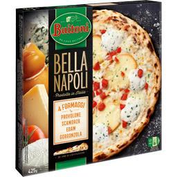 Pizza Bella Napoli 4 Formaggi
