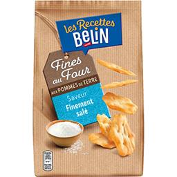 Pétales croustillants Les FrenChips, goût finement s...