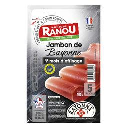 Jambon de Bayonne 9 mois d'affinage