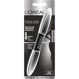 L'Oréal Mascara faux cils Superstar noir intense