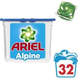 3en1 - ecodoses - alpine - lessive en capsules 32 la...