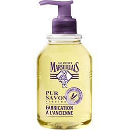 Pur savon liquide huile essentielle de lavande