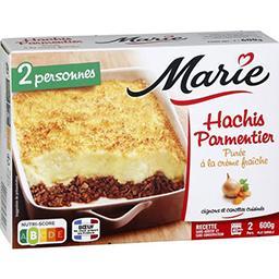 Marie Marie Hachis parmentier purée à la crème fraîche la boite de 600 g