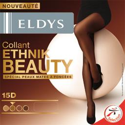 Collant ethnik beauty  peaux metissees t2