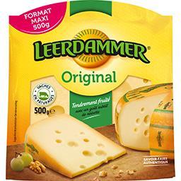 Leerdammer Leerdammer Fromage Original le paquet de 500 g - Format maxi