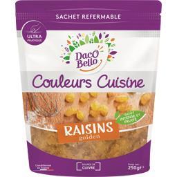 Daco Bello bello Couleurs Cuisine - Raisins Golden