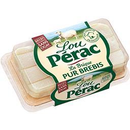 Lou Pérac Lou Perac La Brique de Brebis la barquette de 150 g