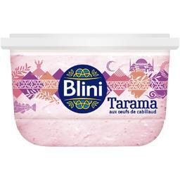 Blini Blini Tarama aux œufs de cabillaud le pot de 250 g