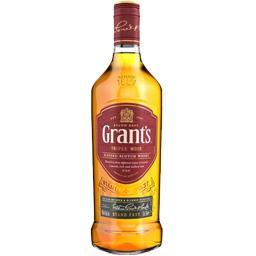 Grant's Grant's Blended Scotch Whisky Triple Wood la bouteille de 70 cl