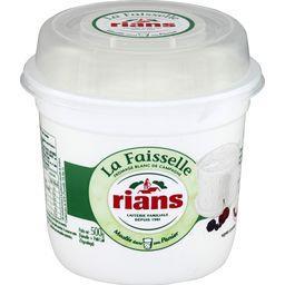 Fromage blanc de campagne La Faisselle