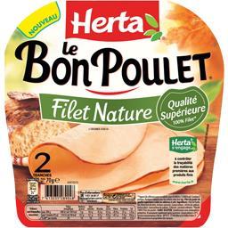 Le Bon Poulet - Filet de poulet nature
