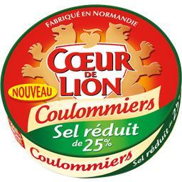 Coulommiers, sel réduit de 25%